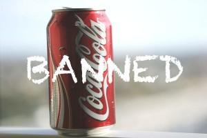 Ban on Coke